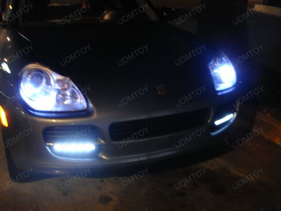 Porsche - Cayenne - LEDayline - DRL 07